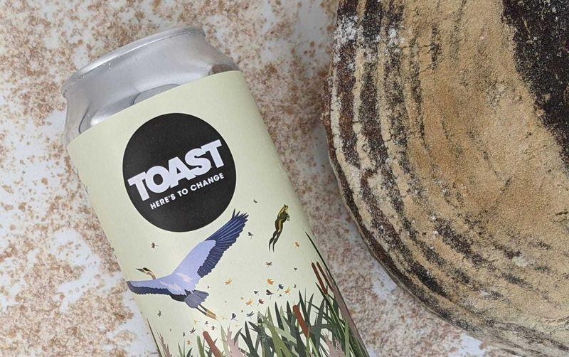 Toast Baker's WitBier