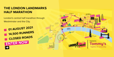 London Landmarks 2021