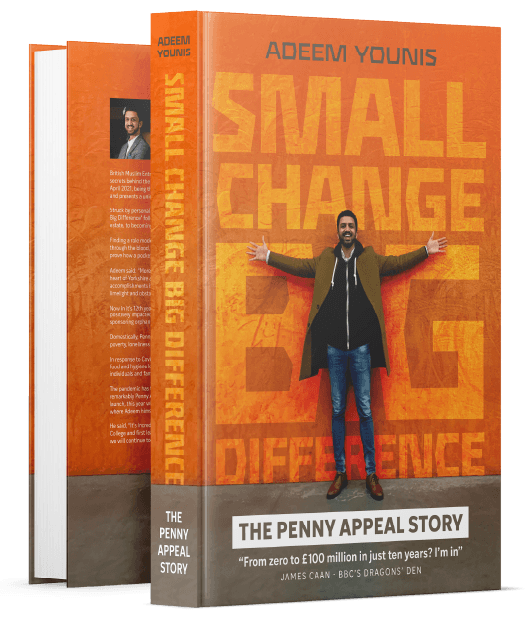 Small Change Big Difference – The Penny Appeal Story