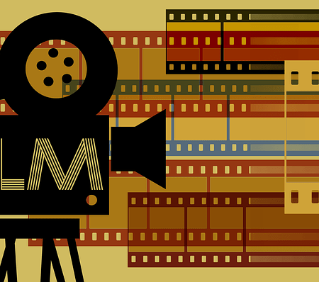 Film banner by Image by Gerd Altmann from Pixabay