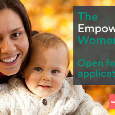 Empowering Women Fund, from Solace