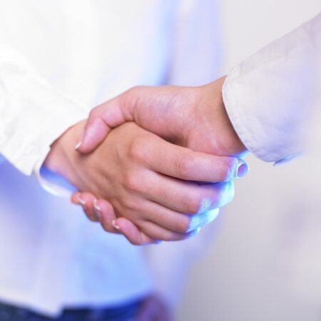 handshake by Adam Radosavljevic from Pixabay