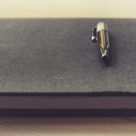 notepad & pen from Free-Photos Pixabay