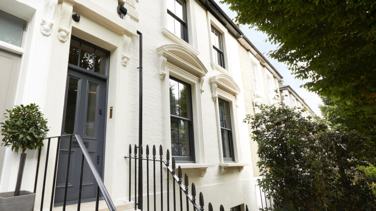 The £3m Fulham house won in the Omaze prize draw in aid of the British Heart Foundation