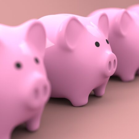 piggy banks 3D Animation Production Company from Pixabay