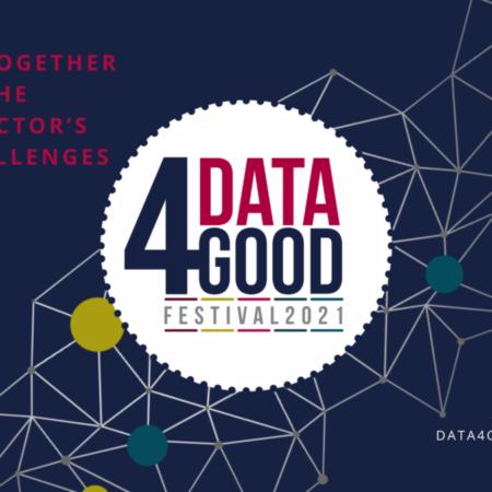 Promo image for Data4Good Festival