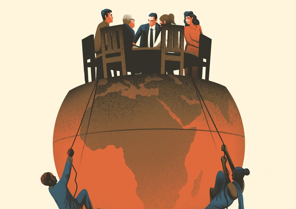 Structural racism reinforces colonial dynamics in global development, says report