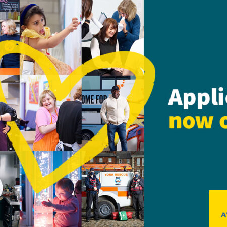 Aviva Community Fund - applications now open