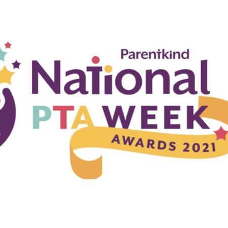 Parentkind National PTA Week Awards 2021 - logo
