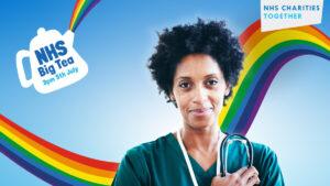 GOOD Agency promo for NHS Big Tea