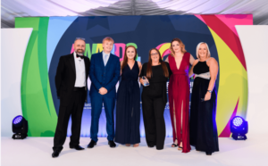 Give As You Live at the Worcestershire Apprenticeships Awards