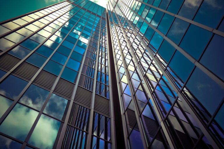 Skyscrapers. Photo: Pixabay