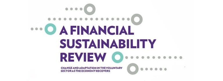 Cover of NCVO's A Financial Sustainability Review