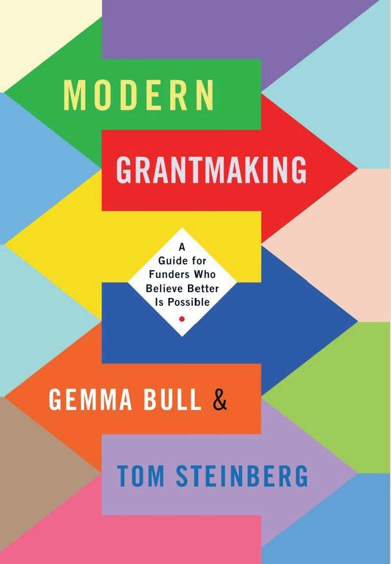 Modern Grantmaking