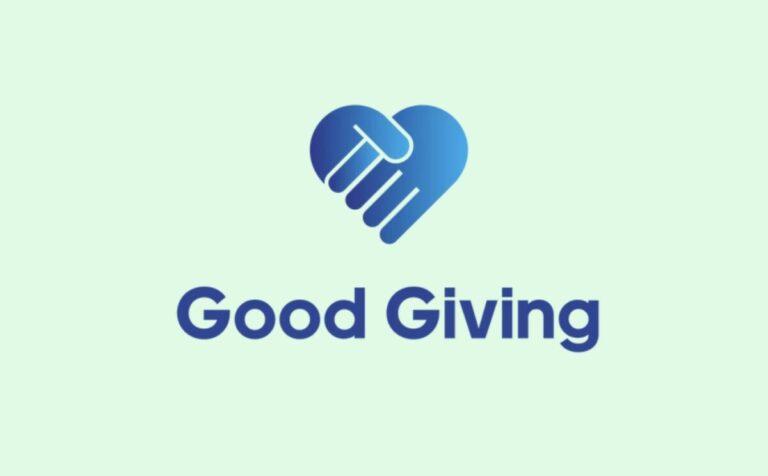 Good Giving logo