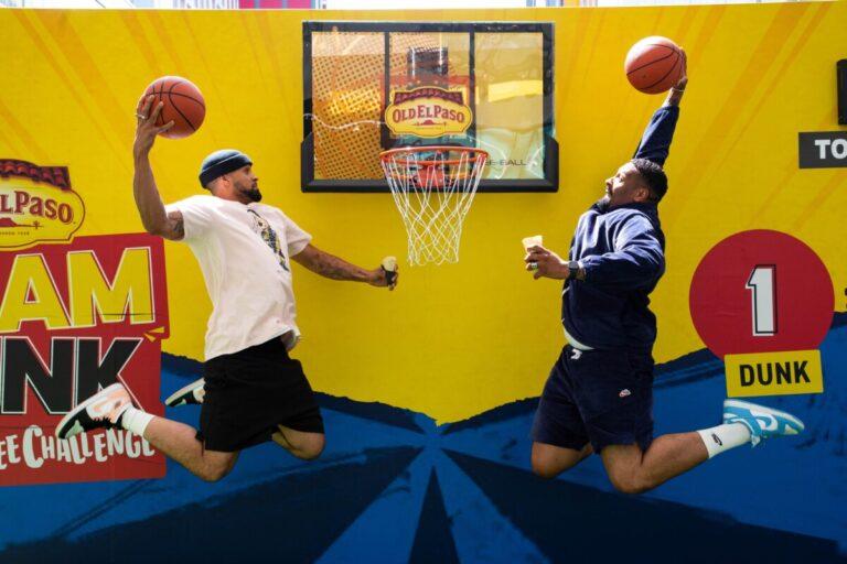 Ashley and Jordan Banjo play basketball for El Paso