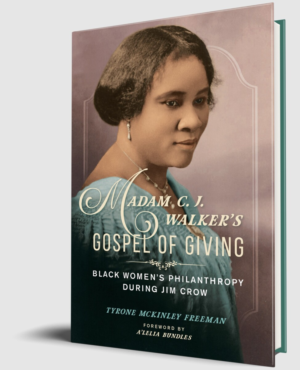 Madam CJ Walker's Gospel of Giving