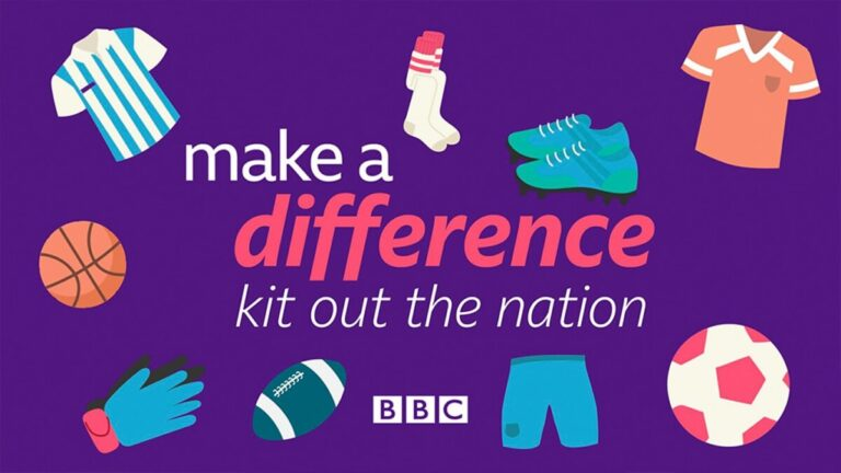 BBC Make a Difference - Kit Out the Nation