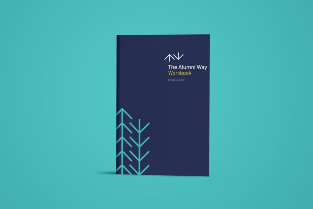 The Alumni Way Workbook - cover