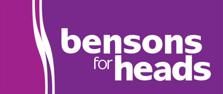 Bensons for Beds changes its logo temporarily to Bensons for Heads