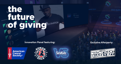 Funraisin welcomes you to the metaverse and the future of digital giving